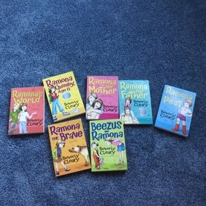 Other - Beverly Cleary books